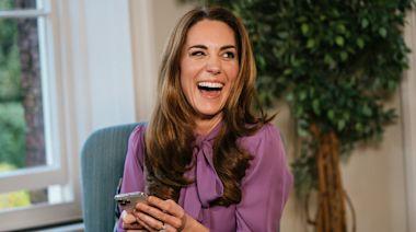 Kate Middleton Jokes About Needing Advice on Managing 'Toddler Tantrums' in Informal Q&A
