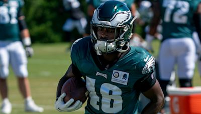 Eagles training camp 2021: Candidates to be fan favorite