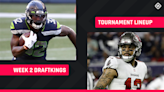DraftKings Picks Week 2: NFL DFS lineup advice for daily fantasy football GPP tournaments