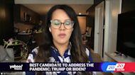 "Donald Trump's message on coronavirus ""all over the map"": Yahoo News Politics Reporter"