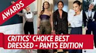Top 5 Best Dressed Stars at the Critics' Choice Awards — Watch!