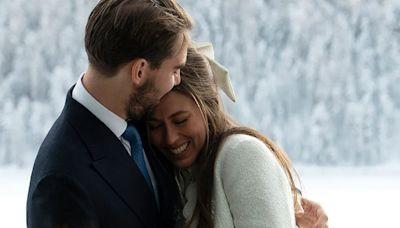 Philippos de Grecia se casa en la Catedral Metropolitana de Atenas
