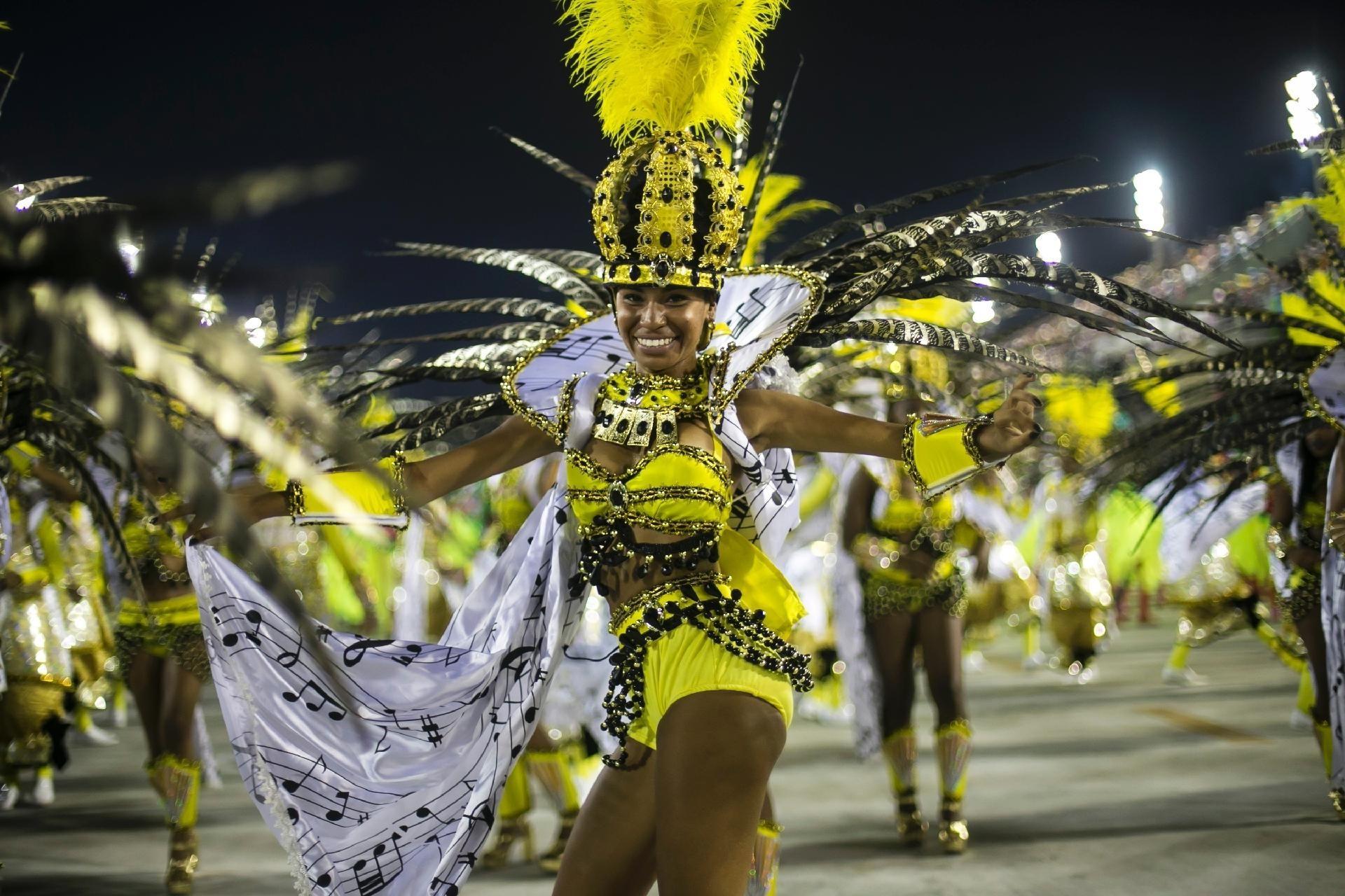 Fotos Carnaval 2017: São Clemente - CarnaUOL