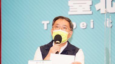 疫苗剩餘數量北市最多 蔡炳坤:中央專案在台北特別多