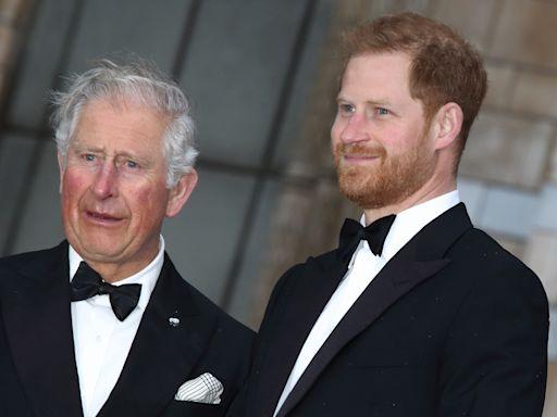 Prince Charles' Treatment of Prince Harry Looks A Lot Like When He Shut Out Princess Diana