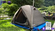 露營趴趴走,裝備夠不夠?編輯實地街訪,原來露營走進大自然這麼Easy?!