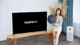 realme 在台灣推出最智慧掃拖機器人小黑洞 realme TechLife 雷射掃拖機器人 Pro、realme 50 吋以及 55 吋智慧連網顯示器