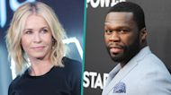 Chelsea Handler Offers To Pay Ex 50 Cent's Taxes In Response To Donald Trump Support