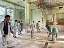 阿富汗清真寺自殺炸彈攻擊41死 伊斯蘭國宣稱犯案