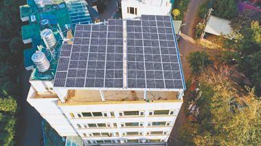 天晴將屋頂變電場 被動收入好標的 - SA4 智慧台灣專刊/廠商寫實篇 - 20210722 - 工商時報