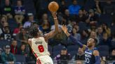 Trail Blazers transfer Moses Brown, Jaylen Hoard to Texas Legends