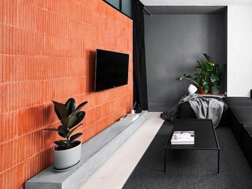 【裝潢靈感】利用色彩構築型格住所,不到350呎也能充滿個性和機能