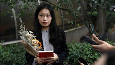 中國#MeToo:弦子訴朱軍性騷擾案「證據不足」被駁回,原告將上訴