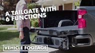 Chevrolet Silverado MultiFlex Tailgate