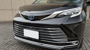 【軍Autos】移動客廳 車族新寵 TOYOTA大改款Sienna鉑金版試駕 | 青年日報