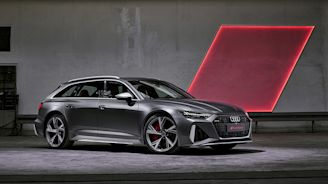 The Audi RS 6 Avant, the Station Wagon of Your Dreams, Is Finally Coming to America