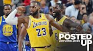 Posted Up - Lance Stephenson on his time with LeBron James & the Lakers