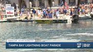 Tampa Bay Lightning Boat Parade Pt. 1