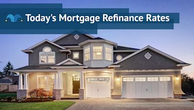 Current Mortgage Refinance Rates -- April 20, 2021: Mortgage Refinance Rates Down for Most Loans
