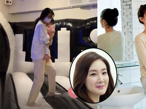 韓國靚媽丨崔智友興奮抱女跳彈床 全智賢新相晒少女味 | 蘋果日報