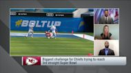 Biggest obstacle to Chiefs reaching third-straight Super Bowl? 'NFL Total Access'