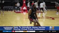 Nets To Officially Introduce Harden