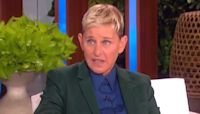 Ellen DeGeneres Reveals Why She's Ending Her Daytime Talk Show in First TV Interview