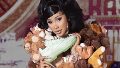 Cardi B and Reebok to Release 'Mommy & Me' Collection