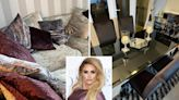 Skint Katie Price flogs her old sofa on Depop for £1,500 and dining set for £900