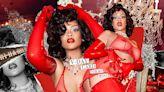 Rihanna in lingerie Savage x Fenty ha svelato il suo intimo per San Valentino ed è suuuper hot