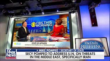Pompeo prepares to address UN on threat from Iran