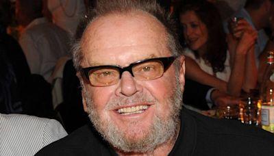 Jack Nicholson hizo una inesperada y rara aparición pública después de casi 2 años - E! Online Latino