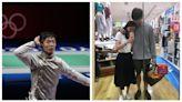 東京奧運 張家朗前女友港隊單車女神 運動世家爸爸媽媽都打籃球