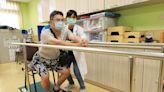 患腦瘤單側無力頻出車禍 男子術後復健返崗位