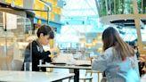 台灣桃園機場19日起開放飲食•旅客: 「真的比較有出國fu」 管制區餐飲業者感動:「整個機場有活過來的感覺」 | 台灣英文新聞 | 2021-10-19 18:08:00