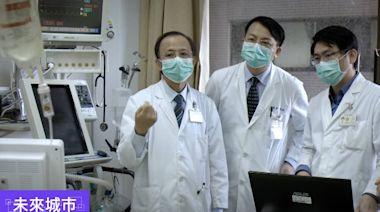 38年老公家醫院,如何變成人人懂AI的智慧醫院?中榮花錢讓員工做這件事 - 未來城市@天下