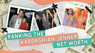 The Kardashian-Jenner family, ranked by net worth