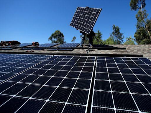 太陽能三巨頭向政府請命 促調高躉購費率
