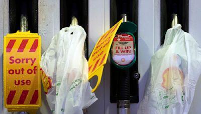 恐慌購買影響 英國石油旗下1/3加油站缺貨 | 全球 | NOWnews今日新聞