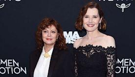 "Susan Sarandon, Geena Davis Celebrate 'Thelma & Louise's' ""Empowering"" Legacy Despite ""Infuriating"" Reception"