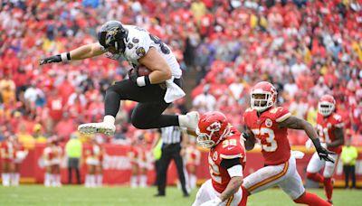 Nick Boyle speaks highly of Ravens organization