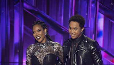 DWTS : Real Housewives Star Kenya Moore Eliminated from Season 30 on Horror Night
