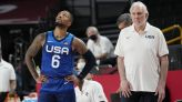 Olympics 2021: Team USA men's basketball players frustrated with offense amid France loss, report says