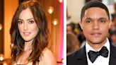 Minka Kelly and Trevor Noah Seen Together in New York City Following Reports They're Dating