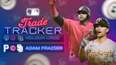 MLB Trade Tracker: Padres bulk up offense, acquire Adam Frazier from Pirates