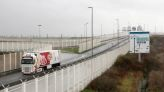 High number of trucks being stopped on UK-EU border, DFDS says