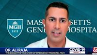 Video: Boston doctor concerned about rise of new COVID-19 cases in Massachusetts