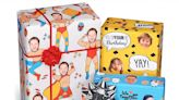 Personalize your wrapping paper with GiftWrapMyFace - The Gadgeteer