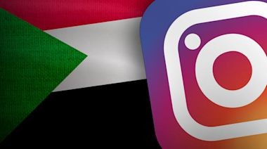 How some Instagram accounts are exploiting the Sudan crisis