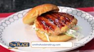 BBQ Chicken Burgers by Smith's Chef jeff
